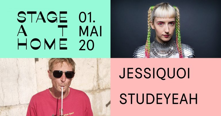 Stage at Home #2: Jessiquoi / Studeyeah