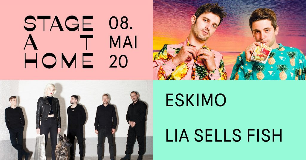 Stage at Home #3: Eskimo / Lia Sells Fish