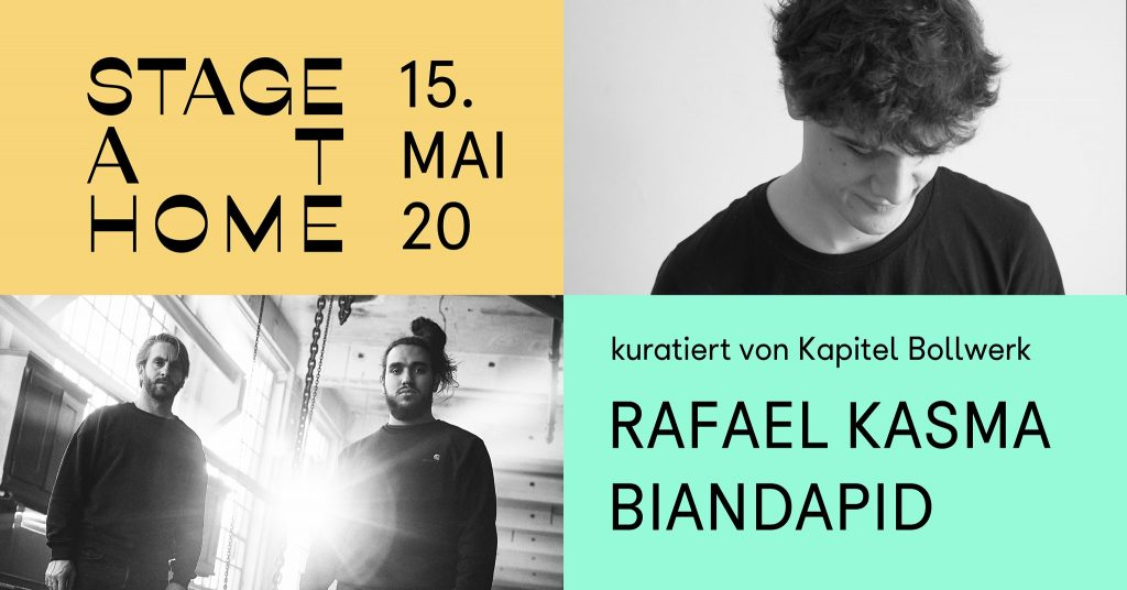 Stage at Home #4: Biandapid / Rafael Kasma